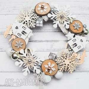wianek wieniec świąteczny dekoracja, wianek, święta, prezent