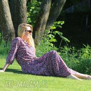 sukienki malinowy ogród-sukienka w plener