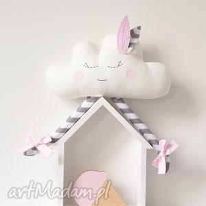 Zabawki jobuko chmurka, chmura, pióropusz, piórko, zabawka,