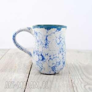 Kubek bańki, do-kawy, do-herbaty, do-pracy, ceramiczny, kubek