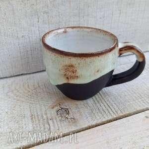 handmade kubki kubek ceramiczny nigra. Espresso