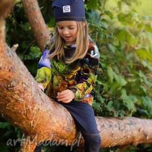 ubranka bluza - kraina dinozaurów, bluza, dinozaury, dziecięca, unisex dla dziecka