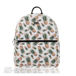 PLECAK DAMSKI 1170 ANANASY , ananasy, plecak, damski