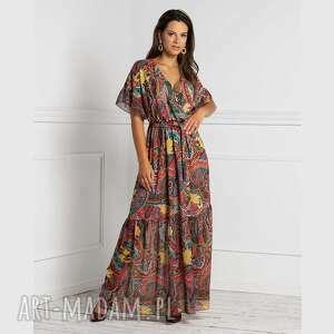 sukienki sukienka ria maxi indira