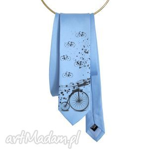 prezent na święta, krawat bicykl, krawat, rowery, prezent