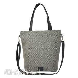 Prezent torba w charakterze siatki, torba, torebka, torba-na-ramię, duża-torba