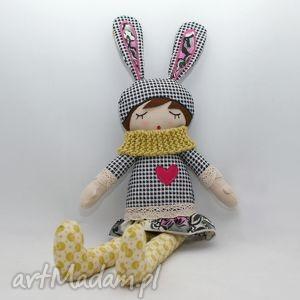 lala przytulanka coco śpioszka, 46 cm, lala, lalka, przytulanka, handmade, prezent