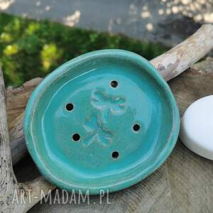 ceramika ceramiczna mydelniczka c349, mydelniczka, ceramika, podstawka