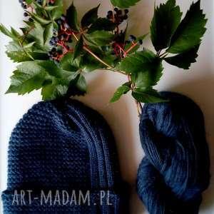 ciepła czapka, czapki, na głowę, wełniana, jesienna, zimowa