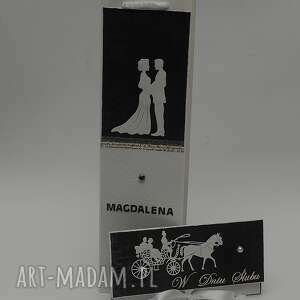 komplet Ślubny - kartka