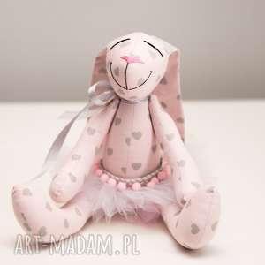 królik chrzest przent personalizacja - królik, prezent