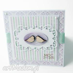 handmade kartki kartka w pudełku