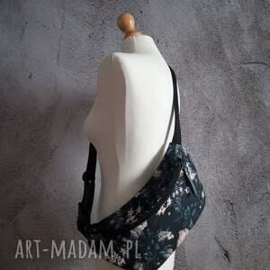 ręcznie zrobione nerki torebka rogal