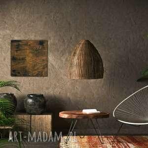 obraz 50x50cm rdza rustykalna przetarcia, dekoracja, panel