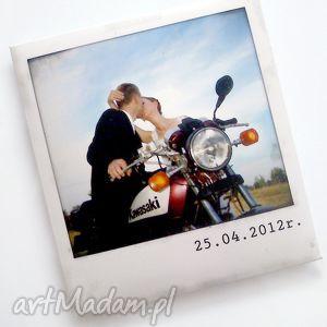 pamiątkowe magnesy ze zdjęciem, podziękowania, pamiatka, ślub, wesele, magnes