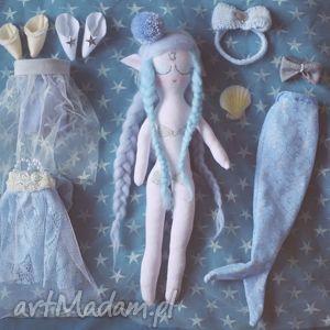 Bajka z Magiczną Szafą - elfia lalka Szafir, lalka, elf, wróżka, komplet, ubranka