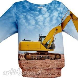 bluza koparka, bluza, kopara ubranka