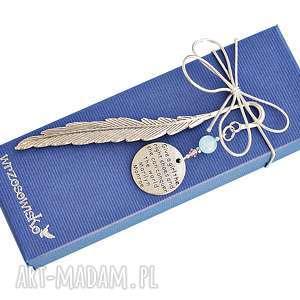 prezent dla kobiety - zakładka z cytatem marylin monroe, zakładka, monroe
