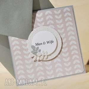 kartka dla młodej pary - ślub, ślubna, młodej, parze, ślubne
