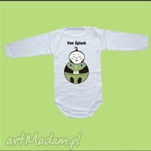 body niemowlęce pan/panna śpioch, body, bluzka, niemowlę, dziecko, ubranka