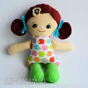 Cukierkowa lala (S) - Dorotka 30 cm, cukierek, lalka, dziewczynka, jeżyk, roczek