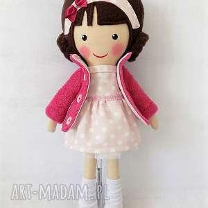 Prezent MALOWANA LALA JOASIA, lalka, zabawka, przytulanka, prezent, niespodzianka