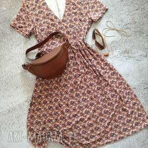 sukienki luźna sukienka s/m