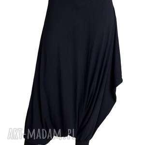 black sun-spodnie, boho, folk, luźne, tai spodnie, szarawary, alladyny