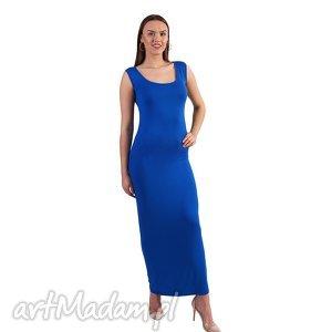 oryginalne prezenty, knitcat sukienka boho chaber, długa, maxi, dress, letnia