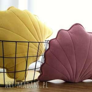 poduszka dekoracyjna muszla, muszelka, poducha
