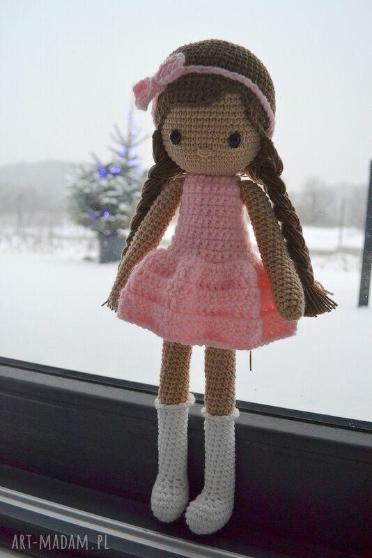 trendy lalki lala alicja różowa