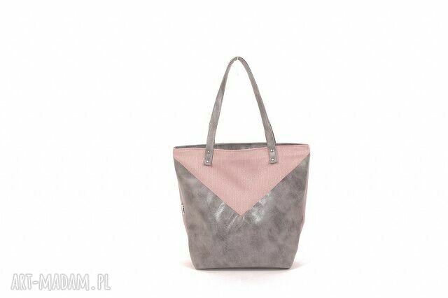 wygodna na ramię torba worek triangle 1