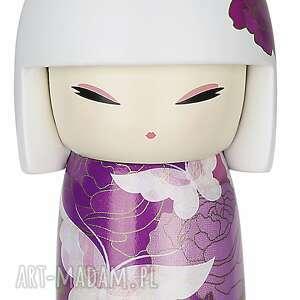 mini doll shika-łagodna, kimmidoll, laleczka, kokeshi, shika, prezent, szczęscie