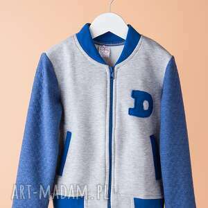 Bluza CHB08M, bluza, bejsbolówka, elegancka, wyjątkowa, chłopięca, dodokids