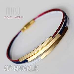ręcznie robione ind gold marine