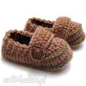 hand-made buciki męskie ;)