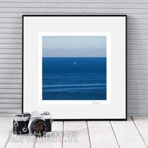 Prezent Autorska fotografia, Łódka, zdjęcie, prezent, urodziny, morze