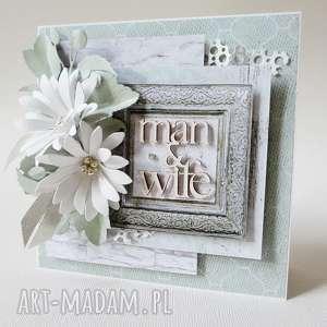 Ślubny szyk - w pudełku, ślub, życzenia, gratulacje, zaproszenie, podziękowanie,