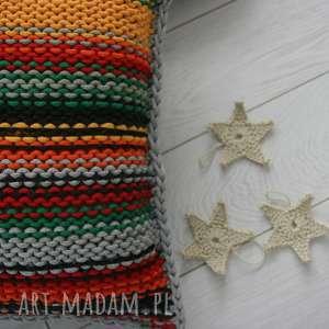 poduszka folc, poduszka, colory, scandinavian, boho, prezent na święta