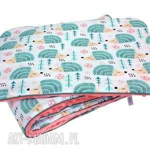 pościel do łóżeczka - pościel, minky, niemowle, bawełna