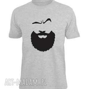 Koszulka z brodą koszulki manufaktura koszulek broda, walentynki