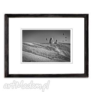 ascension, fotografia autorska, fotografia, pejzaż, balony, kapadocja