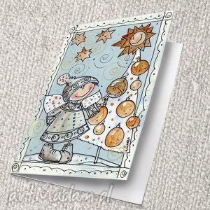 kartka świąteczna 4 5 6, 4mara, kartka, pocztówka, święta, marinaczajkowska, prezent
