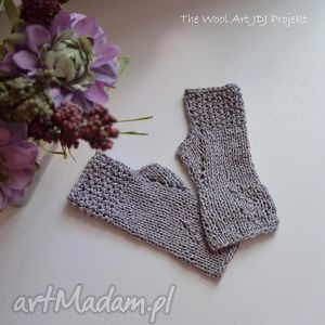 Rękawiczki mitenki the wool art rękawiczki, mitenki,
