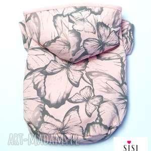 bluza z kapturem dla psa pieska ubranko ubranka małych