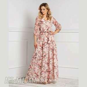 sukienki sukienka lesli maxi florence, maxi, długa