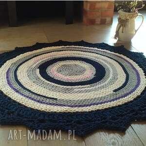 dywan imagine, sznurek bawełniany, szydełkowy, z bawełny