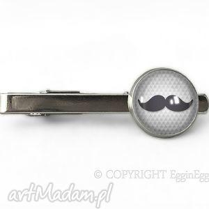mustache - spinka do krawata - wąsy, szlachta