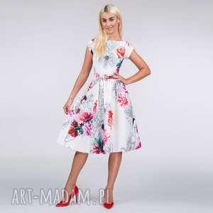 livia clue sukienka marie midi delicja, na wesele