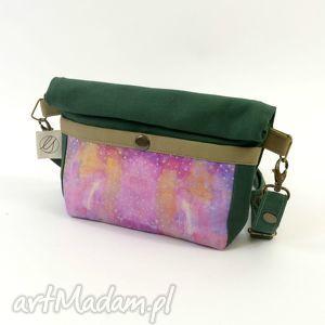 torebka na ramię i biodro microbag no 3, ramię, pas, dziewczyna, prezent, święta